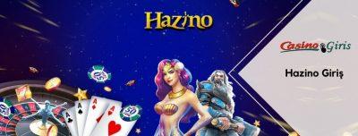 Hazino Giriş